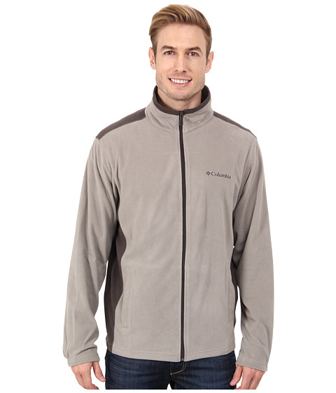 Columbia - Klamath Range Full Zip (Kettle/Buffalo) Men's Fleece