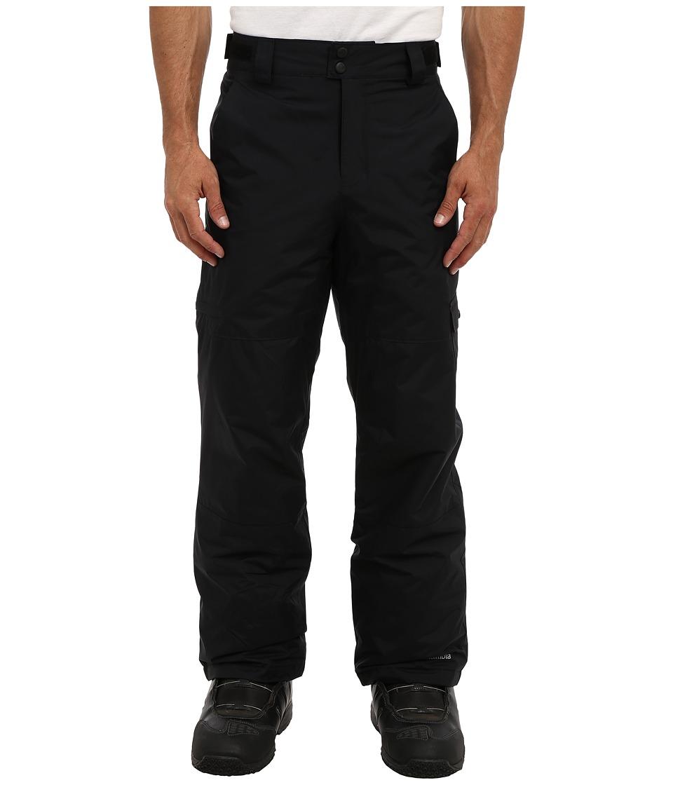 Columbia - Snow Guntm Pant (Black) Men's Casual Pants