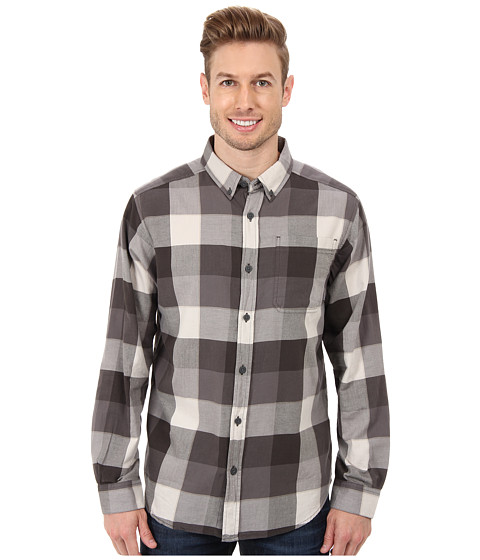 Columbia - Out and Back II Long-Sleeve Shirt (Mineshaft Twill) Men