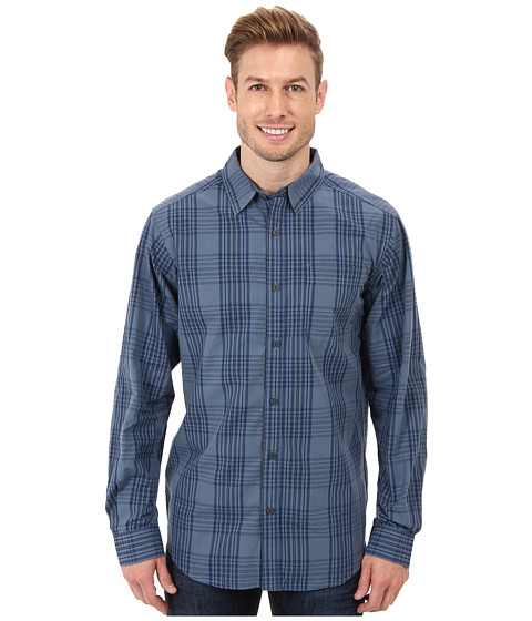 Columbia - Vapor Ridge III Long-Sleeve Shirt (Mountain Check) Men