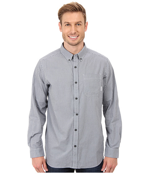 Columbia - Rapid Rivers II Long-Sleeve Shirt (Mirage Mini Check) Men's Long Sleeve Pullover