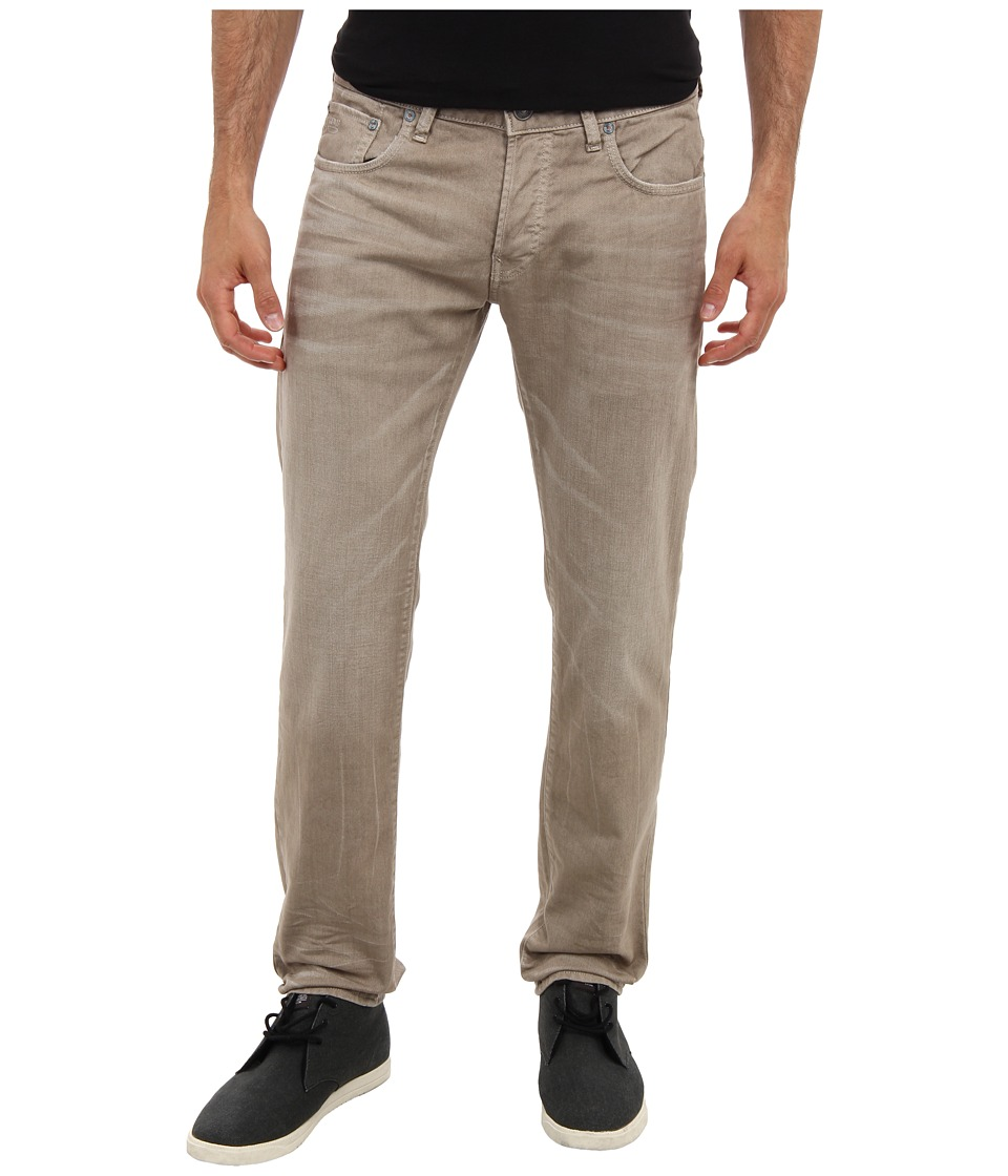 G-Star - 3301 Low Tapered in Roill OD Grege (Grege) Men's Jeans