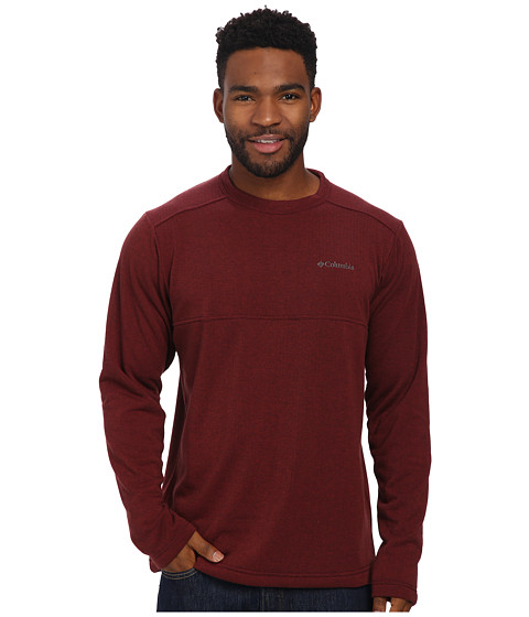 Columbia - Hard Edge II Crew (Red Element) Men
