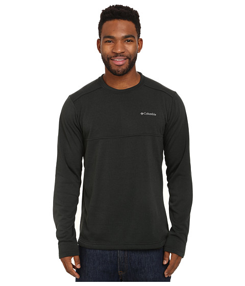 Columbia - Hard Edge II Crew (Dark Moss) Men