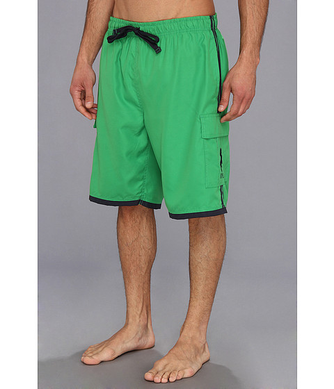 U.S. POLO ASSN. - 11 Side Stripe Cargo BP (Amazon Green) Men