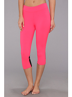 SALE! $42.25 - Save $23 on Fila Lacy Capri (Diva Pink Black) Apparel - 35.00% OFF $65.00