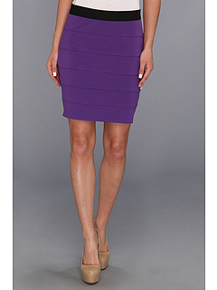 SALE! $52.99 - Save $45 on BCBGMAXAZRIA Knit Bandage Skirt (Mystic Purple) Apparel - 45.93% OFF $98.00