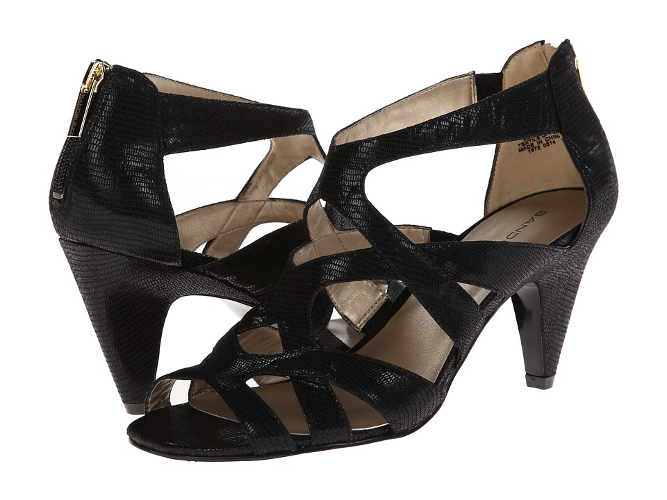 Bandolino - Daenyn (Black Small Reptile) High Heels