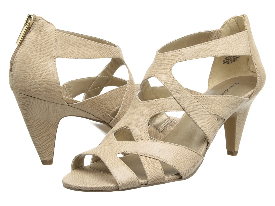 Bandolino Daenyn (Natural) High Heels