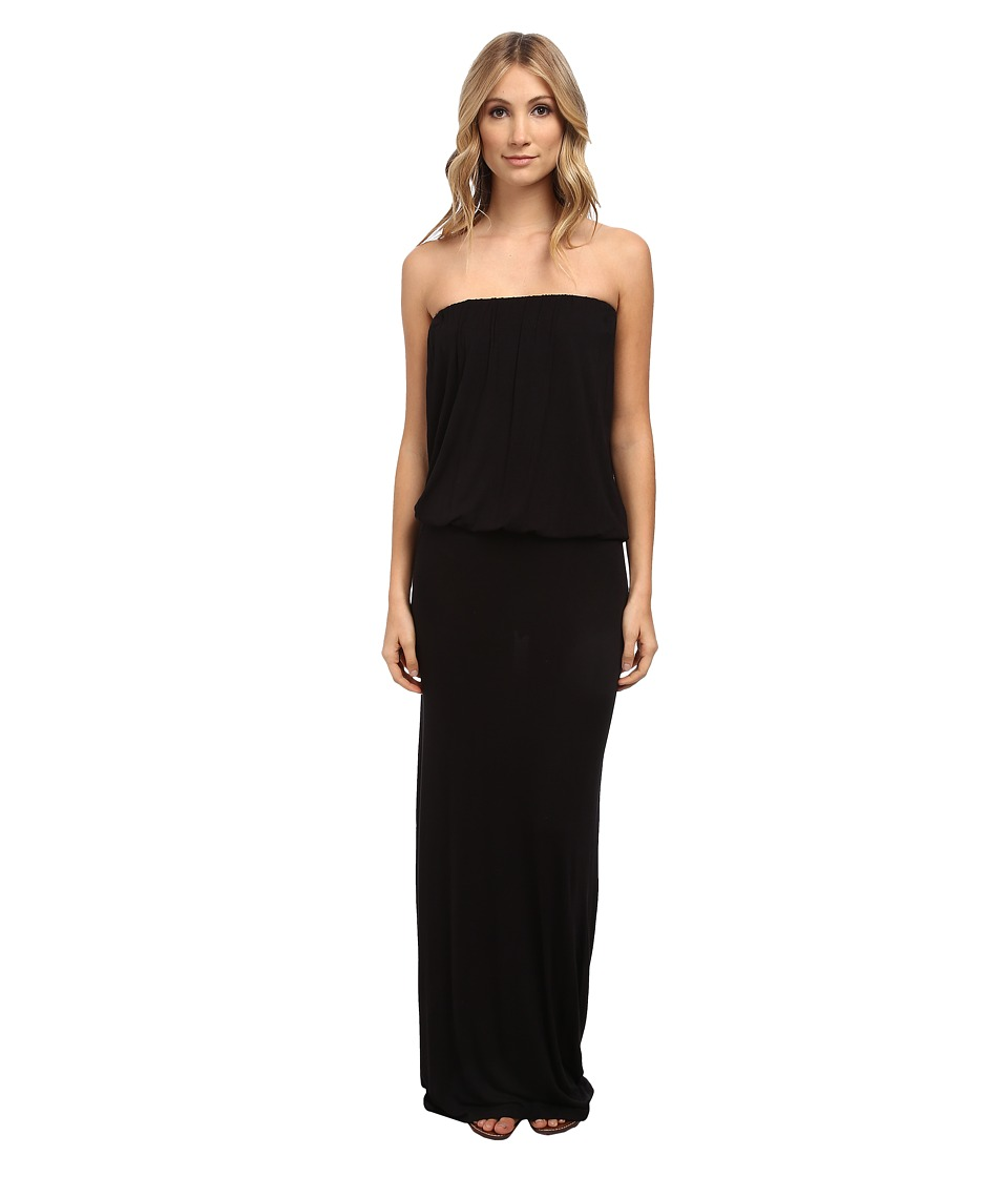 Culture Phit - Riena Maxi Dress (Black) Women's Dress