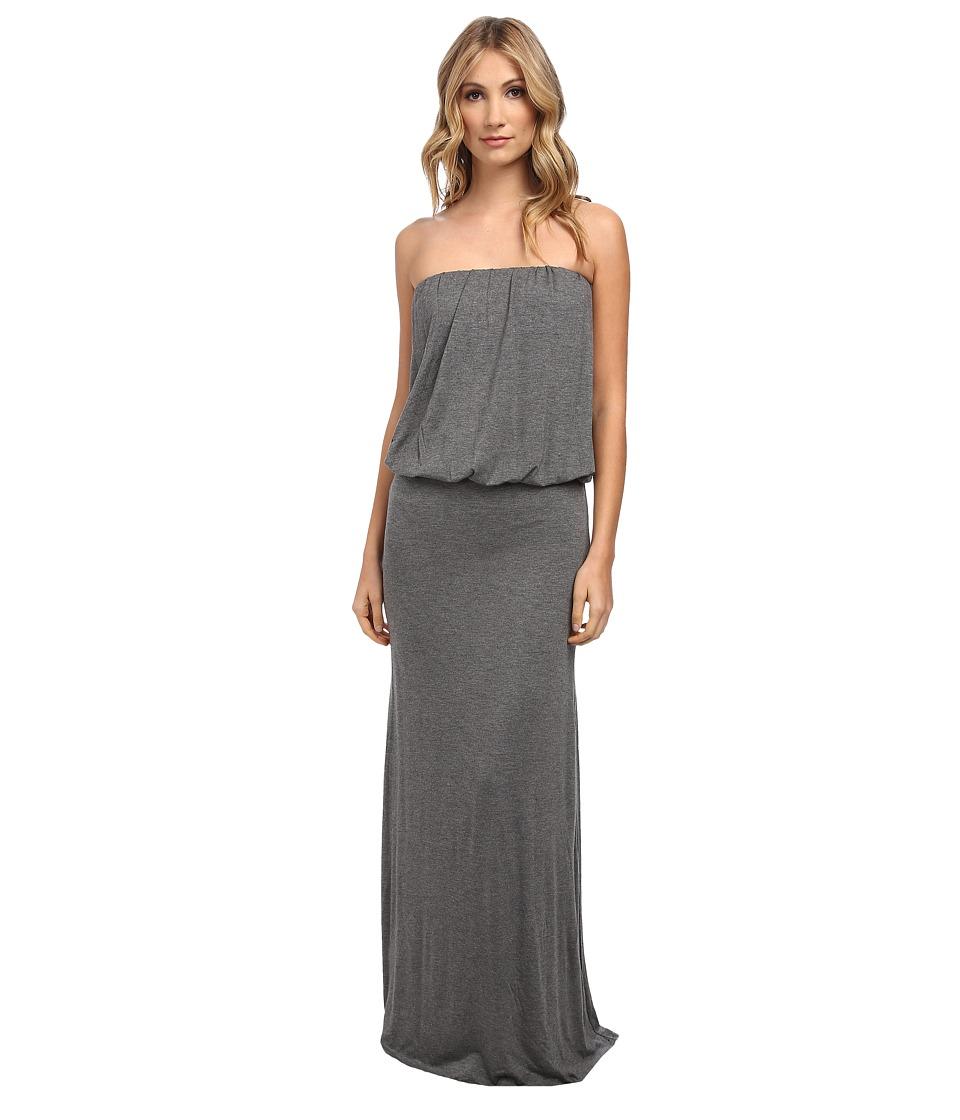 Culture Phit - Riena Maxi Dress (Charcoal) Women's Dress