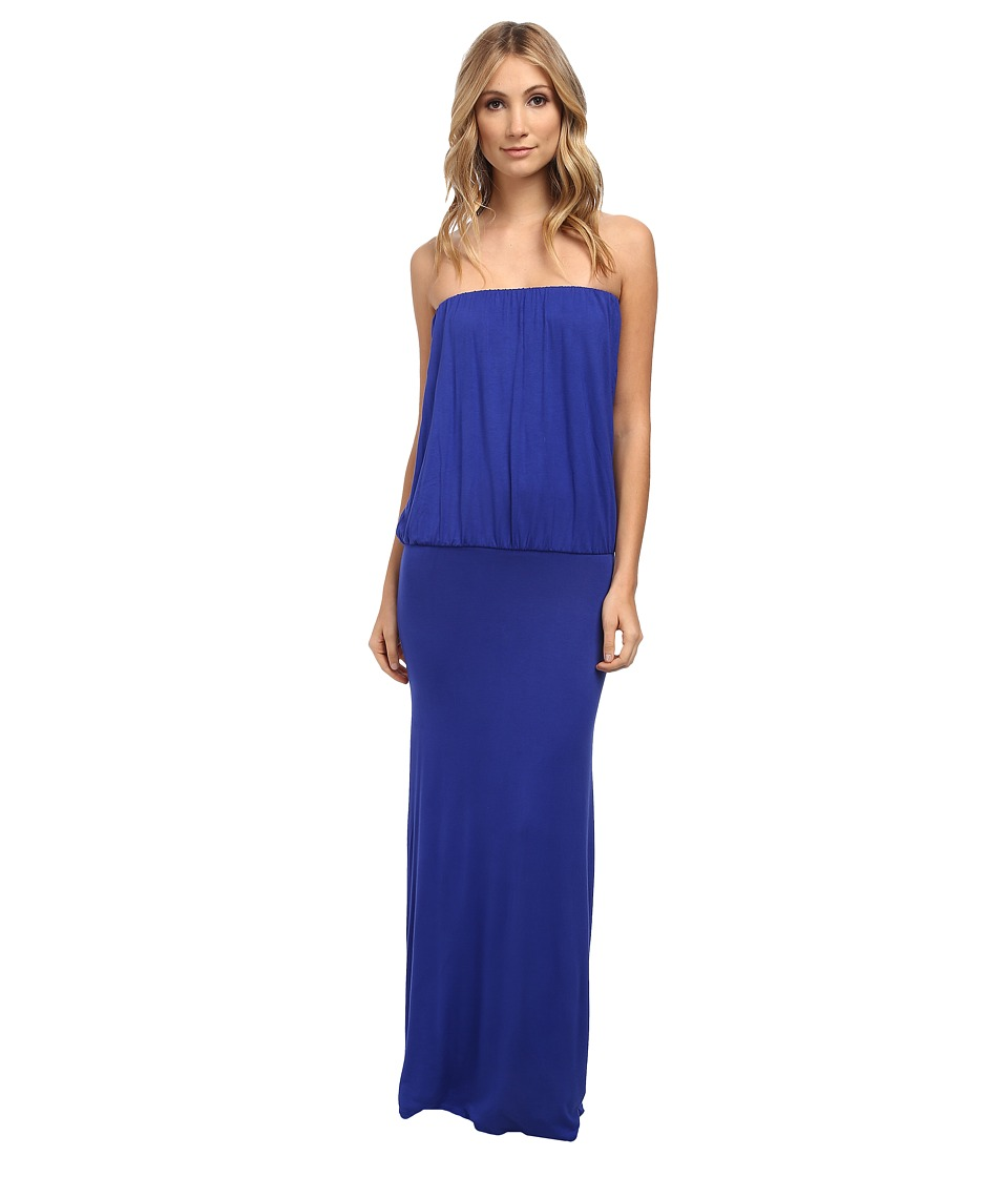 Culture Phit - Riena Maxi Dress (Royal) Women's Dress