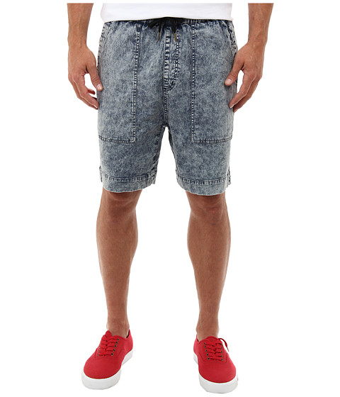Zanerobe - Blonde Denim Gabe Short (Blonde) Men