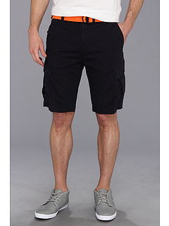 SALE! $19.6 - Save $36 on U.S. POLO ASSN. Baby Canvas Slim Cargo Short (Classic Navy) Apparel - 65.00% OFF $56.00