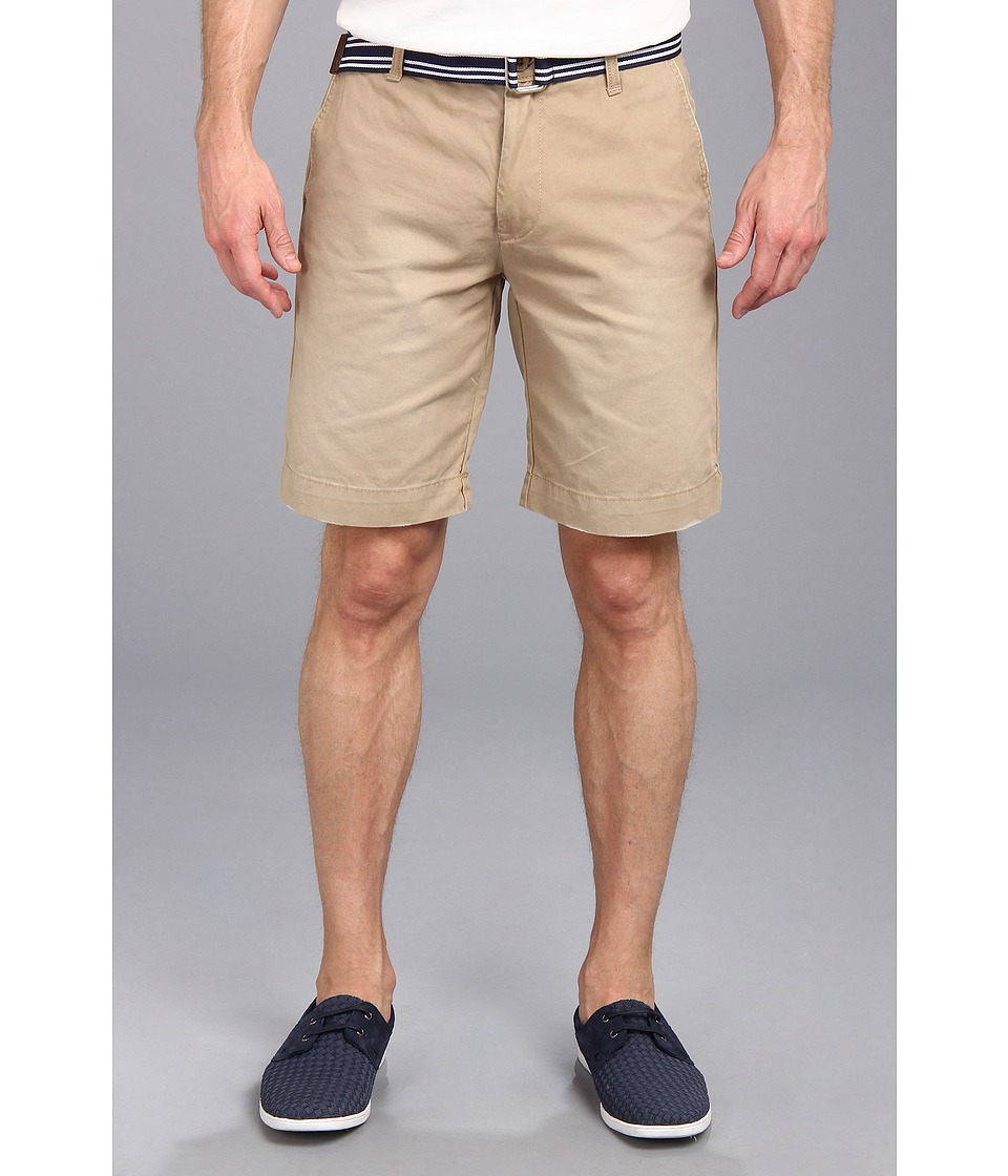 U.S. POLO ASSN. Hartford Twill Short (Desert Khaki 1) Men