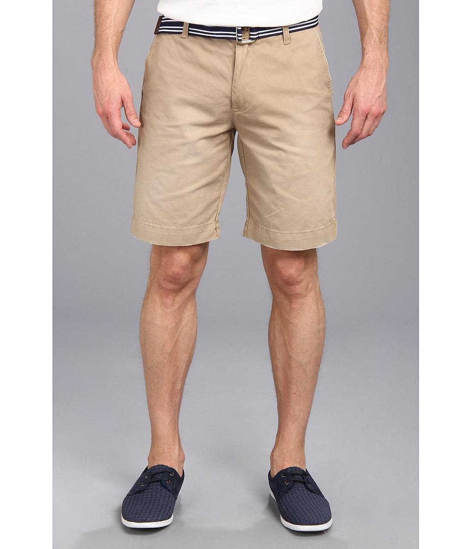 U.S. POLO ASSN. - Hartford Twill Short (Desert Khaki 1) Men's Shorts