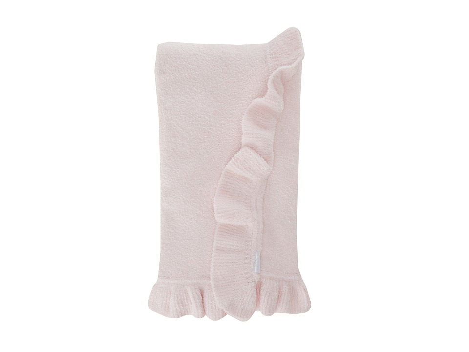 Little Giraffe - Dolce Ruffle Baby Blanket (Pink) Sheets Bedding
