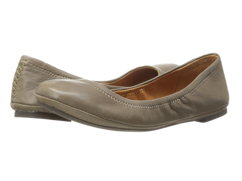 Lucky Brand - Emmie (Dark Earth) Women's Flat Shoes