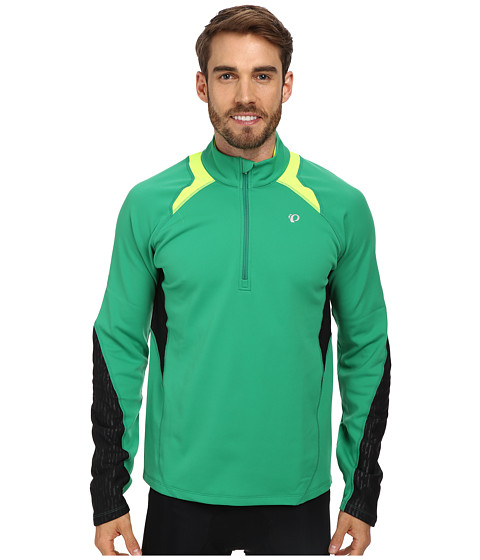 Pearl Izumi - Fly Thermal Run Top (Jelly Bean) Men's Clothing
