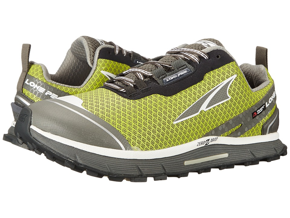 Altra Footwear - Lone Peak 2 WP (Cobblestone) Women's Running Shoes