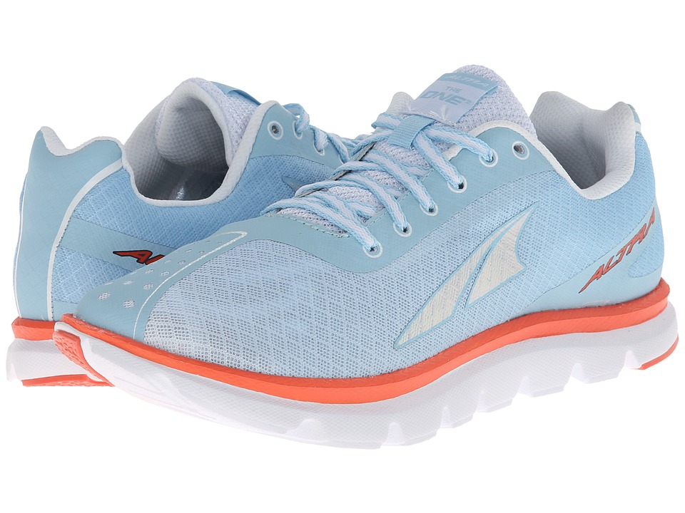Altra Zero Drop Footwear - One 2 (Sky Blue) Women's Running Shoes