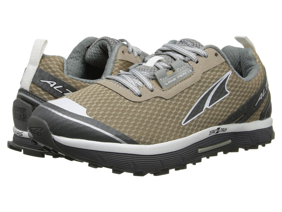 Altra Zero Drop Footwear - Lone Peak 2 (Mocha) Women's Running Shoes