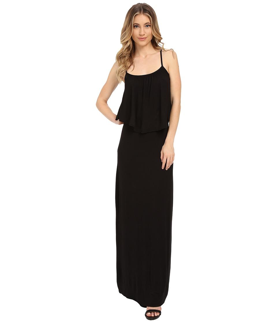 Culture Phit - Monicah Maxi Dress (Black) Women's Dress