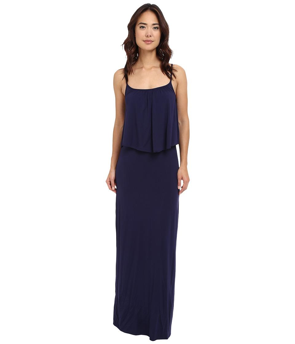 Culture Phit - Monicah Maxi Dress (Navy) Women's Dress