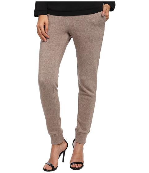 Armani Jeans - Fleece Bottom Pants (Beige) Women