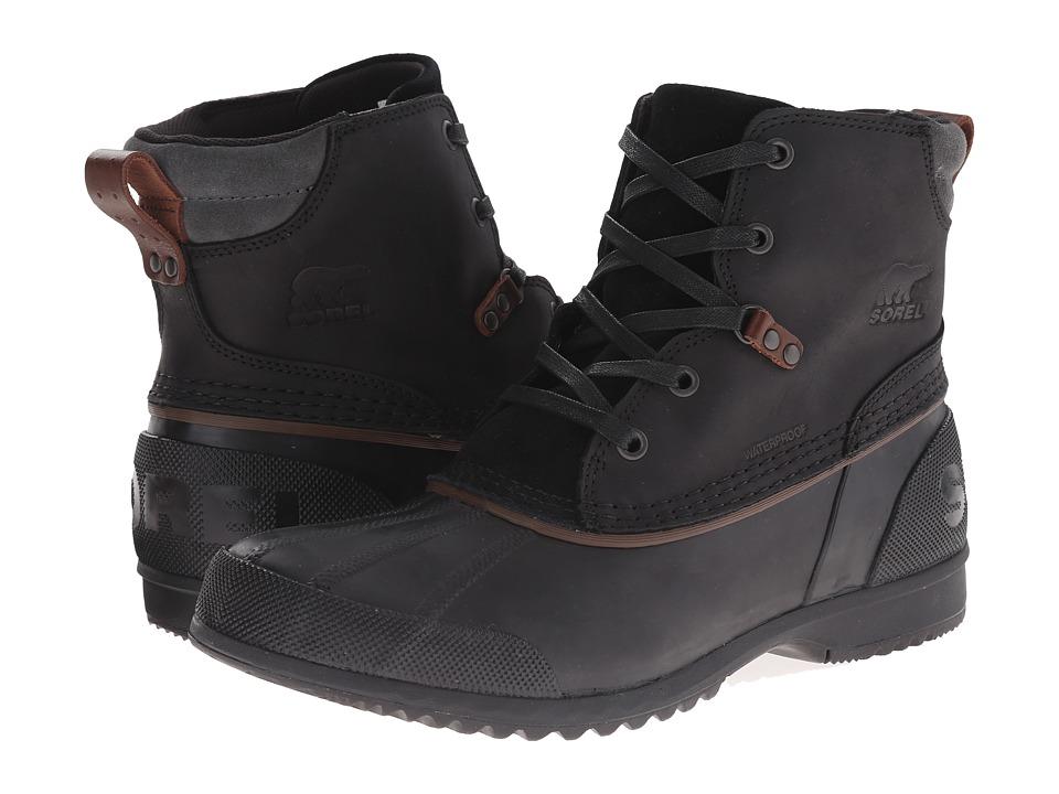 SOREL - Ankeny (Black/Grill 2) Men's Boots