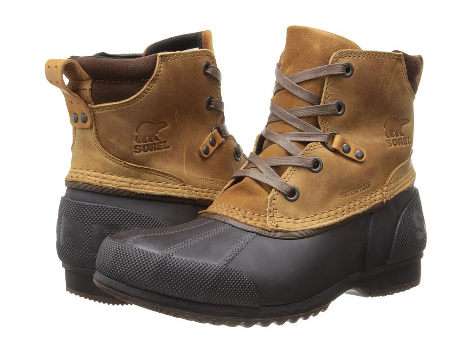 SOREL - Ankeny (Elk/Stout) Men's Boots