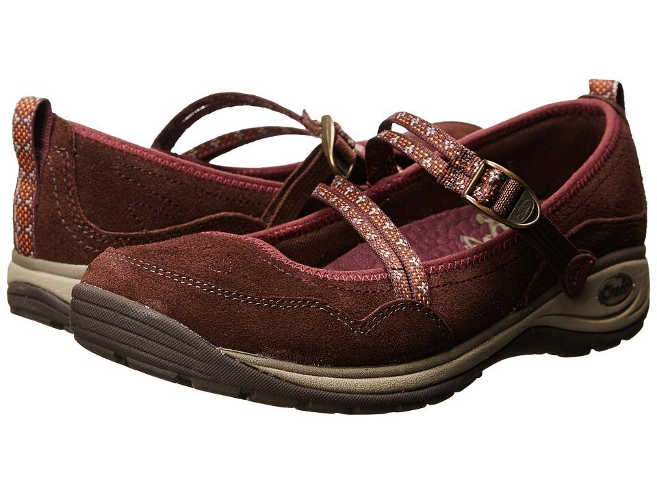 Chaco - Petaluma MJ (Coffee Bean) Women's Flat Shoes