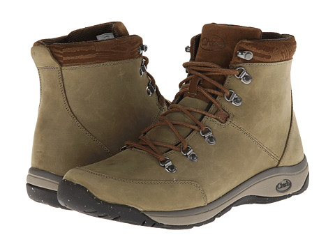 Chaco - Roland (Dark Olive) Men's Hiking Boots