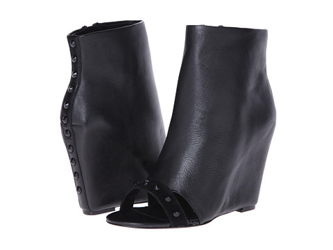 ASH - Julie (Black Luxor/Black Kid Suede) Women