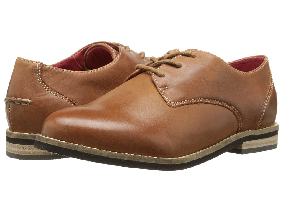 SoftWalk - Maine (Cognac Veg Tumbled Leather) Women