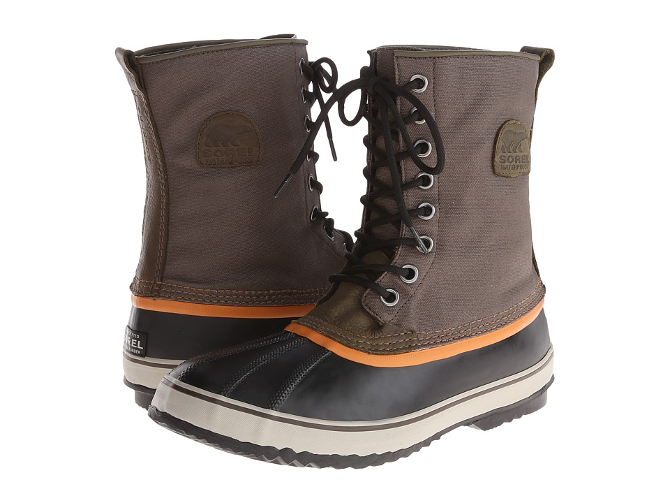 SOREL - 1964 Premium T CVS (Peatmoss/Bright Copper) Men's Cold Weather Boots
