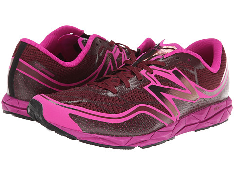 New Balance - W1600 (Ox Blood) Women's Running Shoes