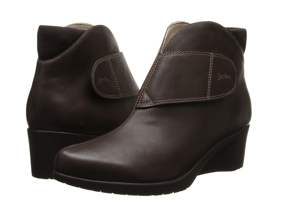 Jambu - Perla - Hyper Grip (Brown) Women