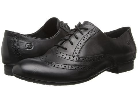 Born - Bristol (Black) Women's Lace up casual Shoes