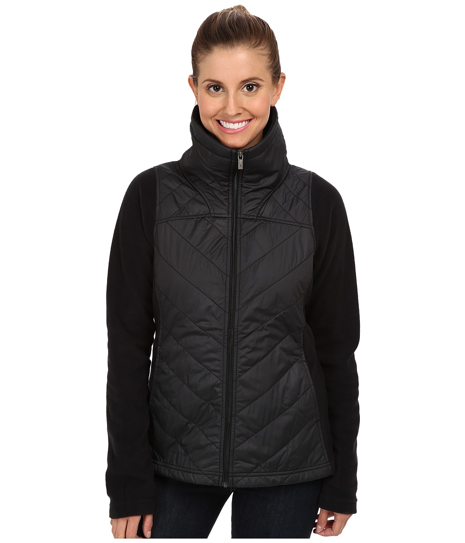 Columbia - Mix It Around Full Zip (Black) Women's Fleece