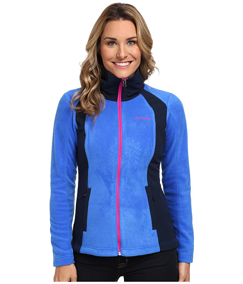 Columbia - Sugarcreek III Jacket (Blue Macaw) Women's Jacket
