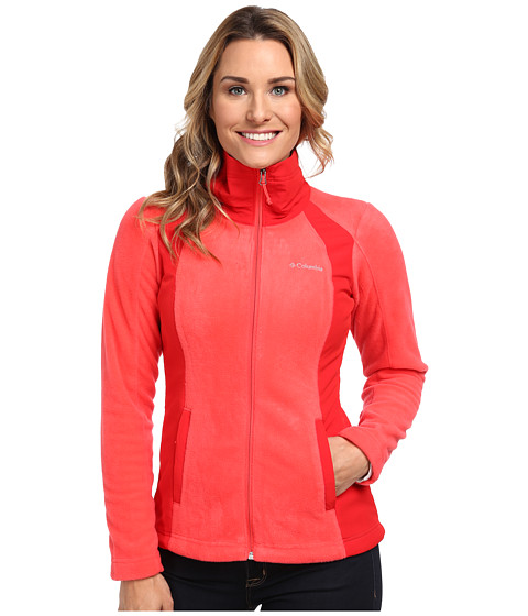 Columbia - Sugarcreek III Jacket (Red Hibiscus) Women