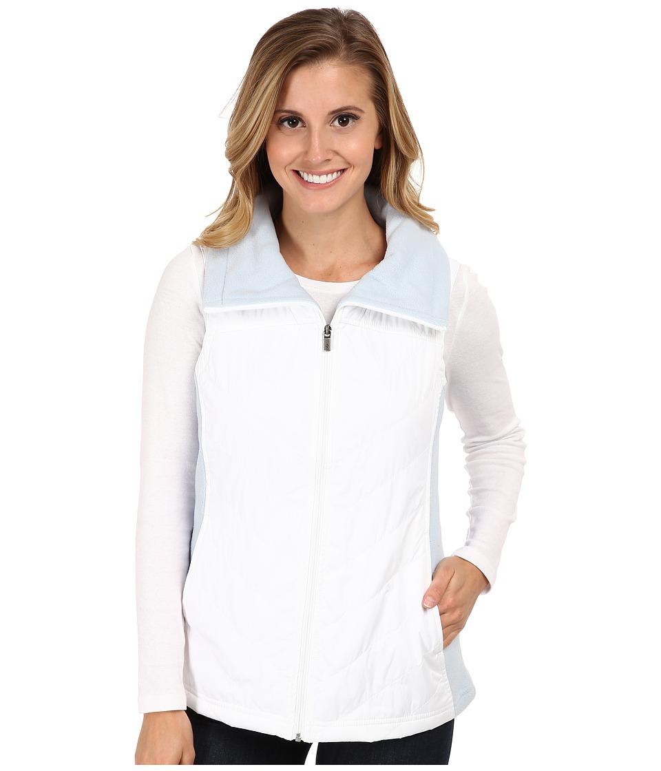 Columbia - Mix It Around Vest (White/Mirage) Women's Vest