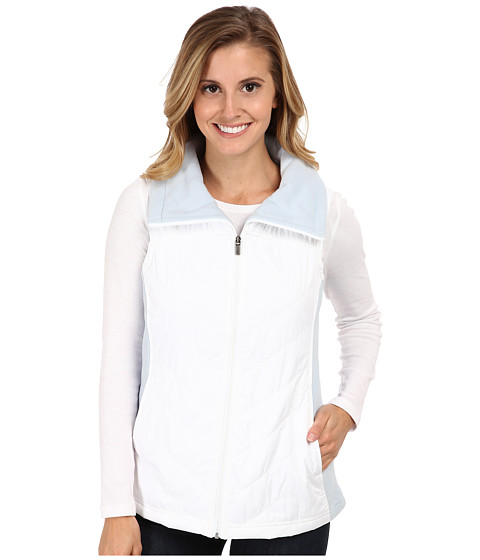 Columbia - Mix It Around Vest (White/Mirage) Women's Vest