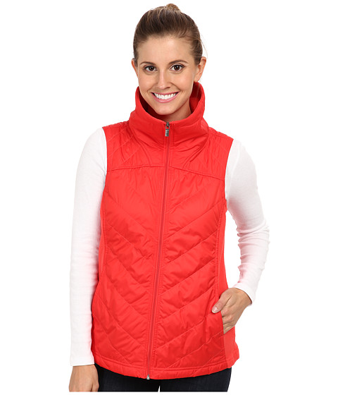 Columbia - Mix It Around Vest (Red Hibiscus) Women