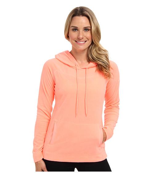 Columbia - Glacial Fleece III Hoodie (Coral Glow) Women's Sweatshirt