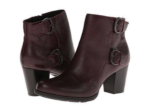Born - Ondine (Burgundy) Women's Dress Boots