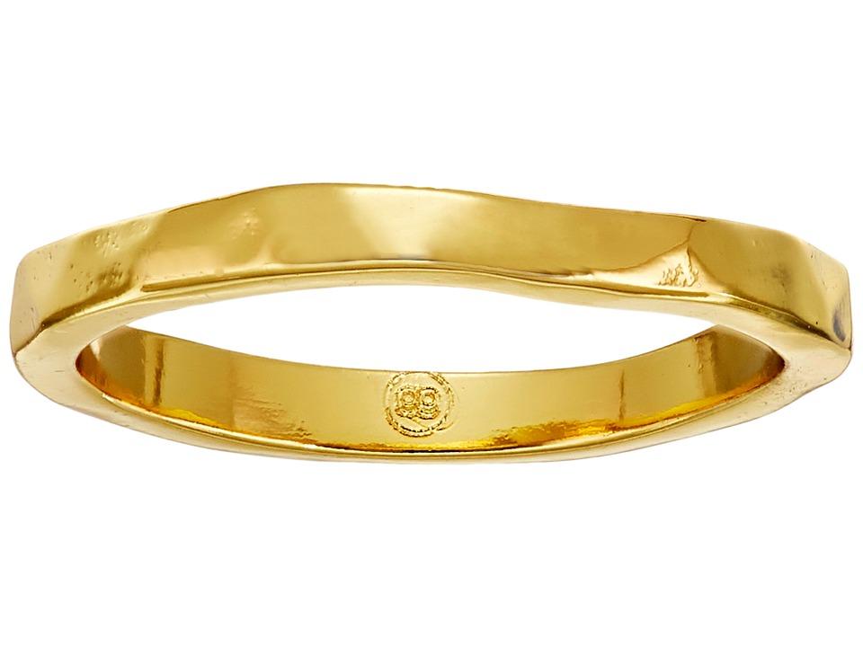 gorjana - Taner Midi Ring (Gold) Ring