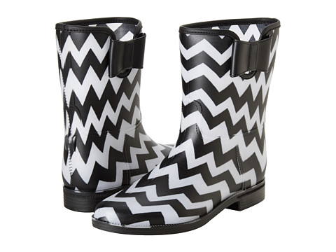 Dirty Laundry - Regency Zig Zag (Black/White) Women