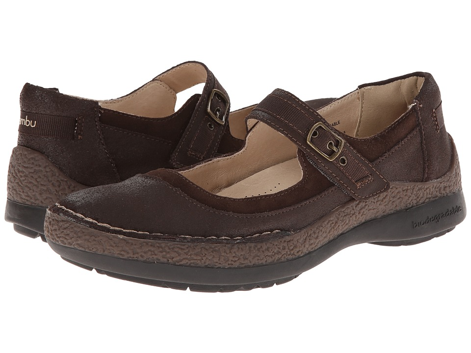Jambu - Sloane (Brown) Women's Shoes